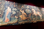 Tapestry in Hotel-Dieu